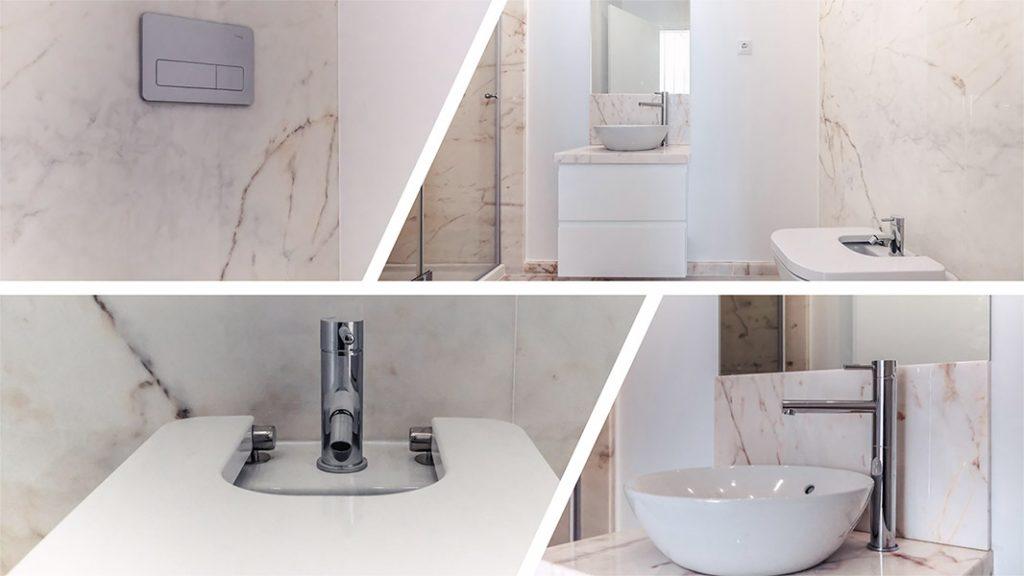 Détail appartement à vendre Salle de bain