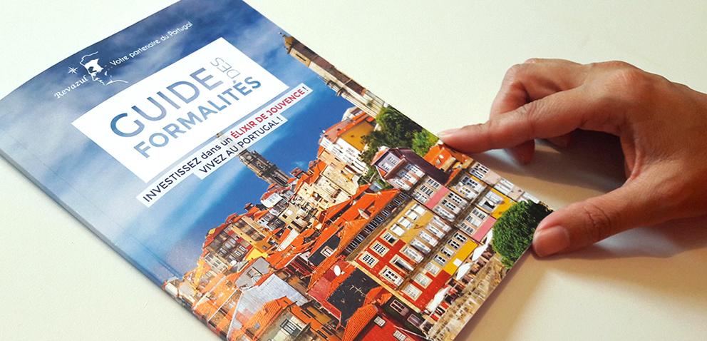 guide de formalités au Portugal exclusivité Revazul