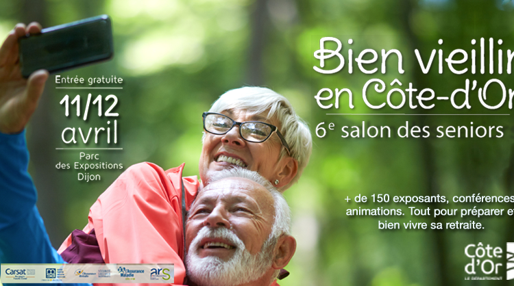 salon des seniors 2019 Dijon